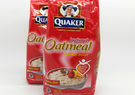 review gratis Quaker Instant Oatmeal