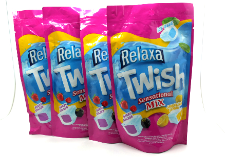 review gratis Relaxa Twish Sensational Mix