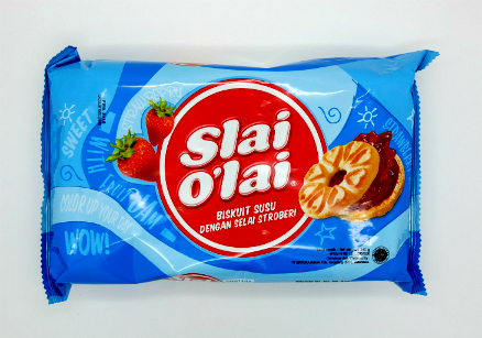 foto Slai O'lai Strawberry Jam