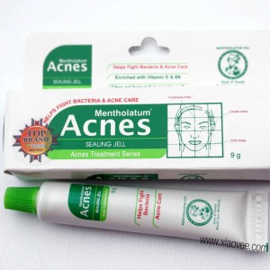 gambar review ke-3 untuk Acnes Sealing Jell