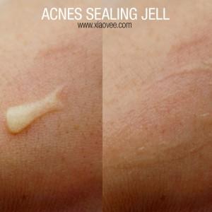 gambar review ke-2 untuk Acnes Sealing Jell