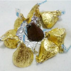 gambar review ke-2 untuk Hershey's Kisses Creamy Milk Chocolate
