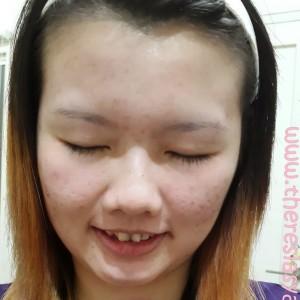 gambar review ke-2 untuk Ovale Bengkoang Facial Mask