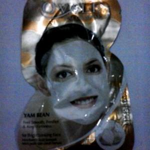 image review Ovale Bengkoang Facial Mask