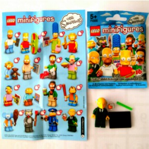 gambar review ke-1 untuk Lego Minifigures The Simpsons