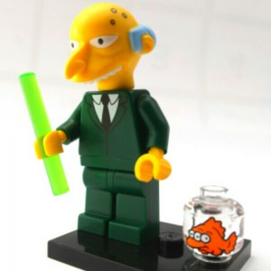 gambar review ke-2 untuk Lego Minifigures The Simpsons