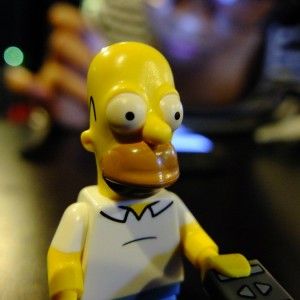 image review Lego Minifigures The Simpsons