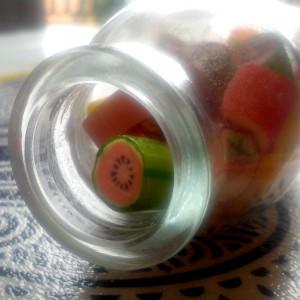 gambar review ke-4 untuk Fantasy Mini Rock Candy Mix Fruit