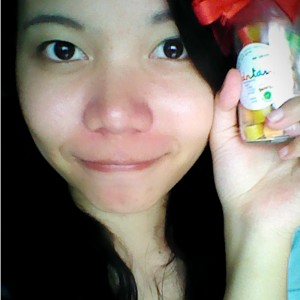 gambar review ke-3 untuk Fantasy Mini Rock Candy Mix Fruit