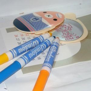 gambar review ke-3 untuk Crayola Window Markers