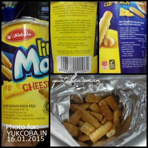 image review Litel Maxx Cheese Crackers