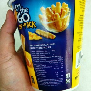 gambar review ke-1 untuk Litel Maxx Cheese Crackers