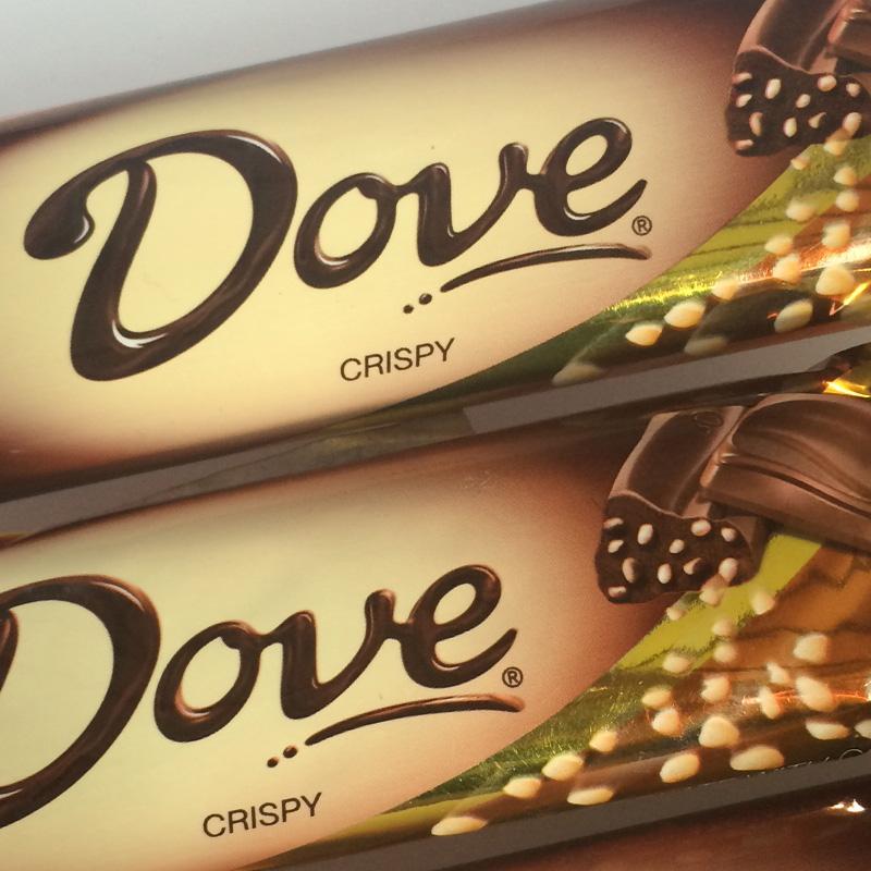 gambar review ke-1 untuk Dove Crispy