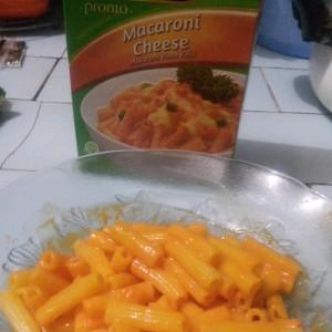 gambar review ke-5 untuk La Fonte Pronto Macaroni Cheese